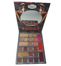 Тени для век The Balm Last shout Eyeshadow Lipstick Lighter (24 цвета)
