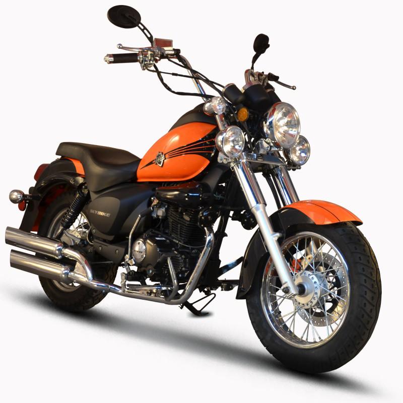 Мотоцикл TC - 200