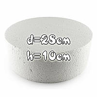 Форма муляжная d28 h10 cm