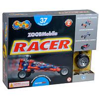 Конструктор ZoobMobile ZoobMobile Racer 37 деталей и 4 колеса