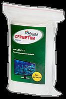 Салфетки влажные для LCD/TFT и плазменных экранов (запасные), 100шт., Арника, 30674