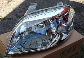 Фара передняя для Chevrolet Aveo Т250 '06- левая (FPS) механическая