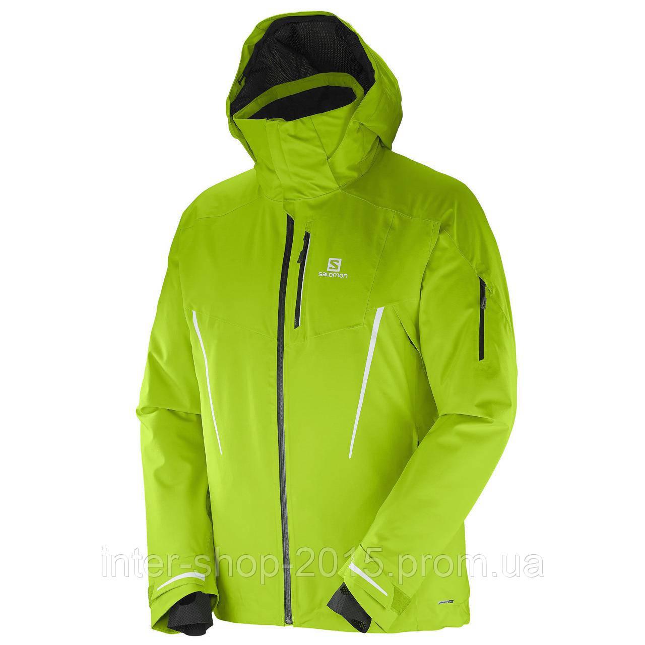 Мужская Горнолыжная Куртка Salomon Speed Jacket Men s Ski 382871 — в  Категории