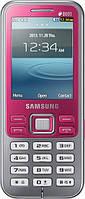 Samsung GT-C3322i pink