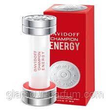 купить Davidoff Champion Energy давидофф чемпион энерджи по низкой