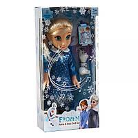 Кукла музыкальная Холодное сердце Frozen Эльза W858A, фото 1