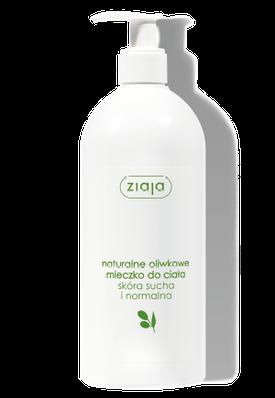 Молочко для тела для сухой и нормальной кожи Оливковое /дозатор  400мл, шт