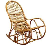 Кресло-качалка из лозы КК-4 ЧФЛИ