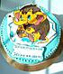Мамонтенок  Вафельная картинка на торт единственной маме на свете, фото 8