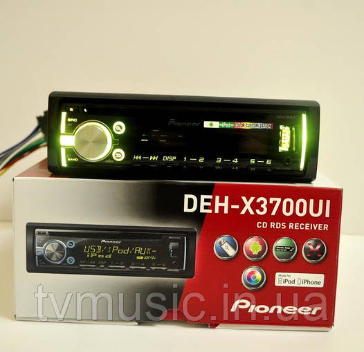 Автомагнитола Pioneer DEH-X3700UI