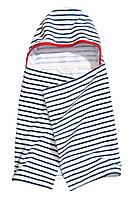Детское полотенце с капюшоном 4-12 месяцев