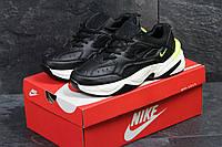 Кроссовки мужские демисезонные Nike М2K Tekno , Черный/белый