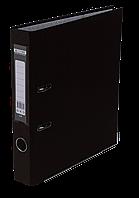 Регистратор односторонний А4 LUX, JOBMAX, ширина торца 50мм, черный BM.3012-01c Buromax (импорт)