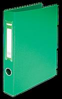 Папка на 2-х кольцах А4 BUROMAX, ширина торца 40 мм, зеленый BM.3101-04 Buromax (импорт)