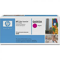 Картридж HP Color LaserJet Q6003A пурпурный