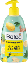Рідке мило BALEA  CREME SEIFE Ginger & Lemon