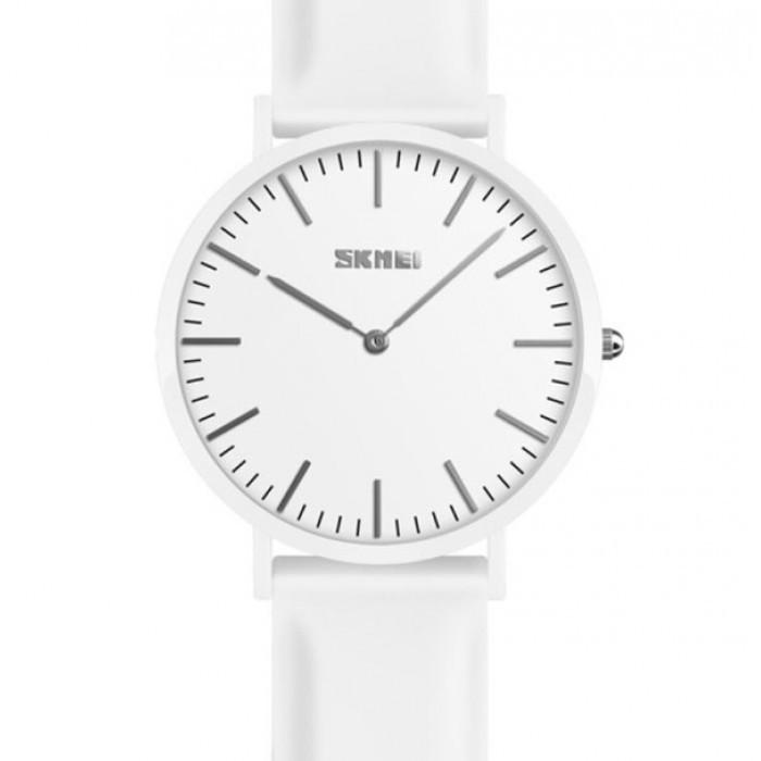 Мужские часы Skmei Cruize White