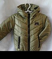 Куртка детская р. 92-116, оливковый