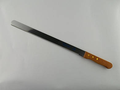 Металлический нож для нарезки бисквита