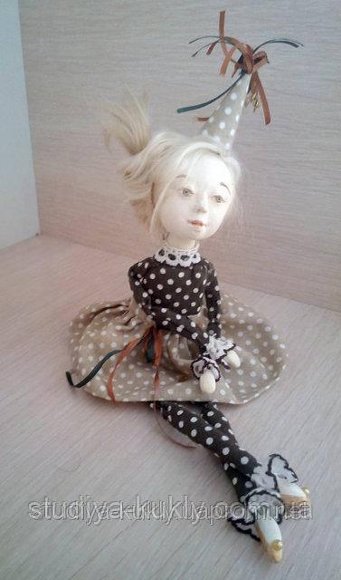 """Запись на курс по созданию сувенирной куклы из само-застывающего пластика """"Моя первая малышка""""."""