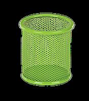 Стакан для ручек, салатовый ZB.3100-15 ZiBi (импорт)