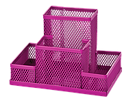 Прибор настольный, розовый ZB.3116-10 ZiBi (импорт)