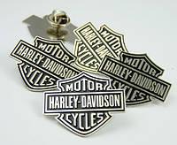 Значок HARLEY-DAVIDSON, изготовление под заказ