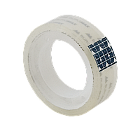 Клейкая лента канцелярская прозрачная 12мм х 10м /12шт., Buromax , BM.7110-01