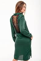 """Платье - рубашка """"Smaragde"""" , фото 1"""