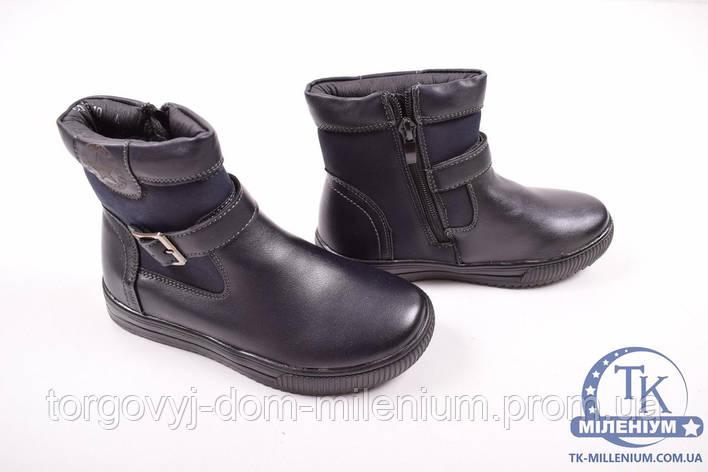 Ботинки для мальчика зимние на меху HOLASO C120-10B Размер:27,28,29,30, фото 2