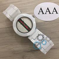 Наручные часы Gucci Hight-Tech Ceramic Silver-White