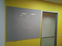 Доска цветная стеклянная магнитная маркерная 50*75 см