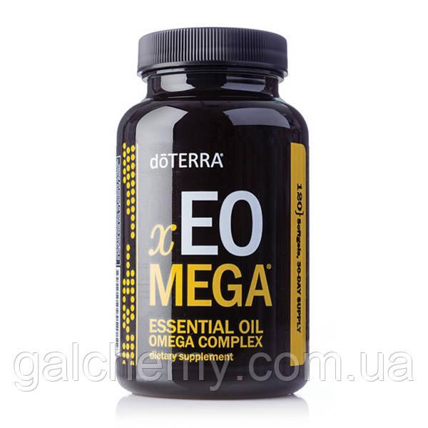 XEO Mega / БАД / «Ксео Мега» Комплекс из натуральных морских и растительных источников, 120 капсул