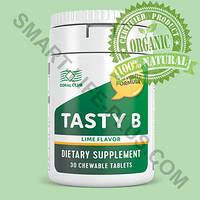 Тейсти Би (Tasty B) - комплекс витамина Б (со вкусом лайма)