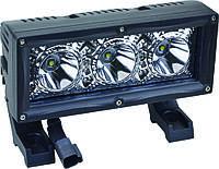 LED светодиодный прожектор на авто J&N 550-12008 7'' 2400 люмен 12/24V, фото 1