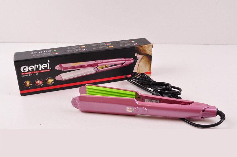 Утюжок щипцы для волос ProGemei Gm-2986