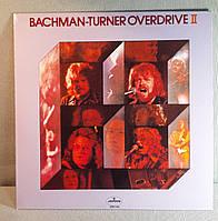 CD диск Bachman-Turner Overdrive - Bachman-Turner Overdrive II, фото 1