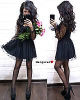 Платье коктейльное М-198, фото 1