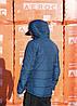 Мужская куртка Nike синяя, фото 4