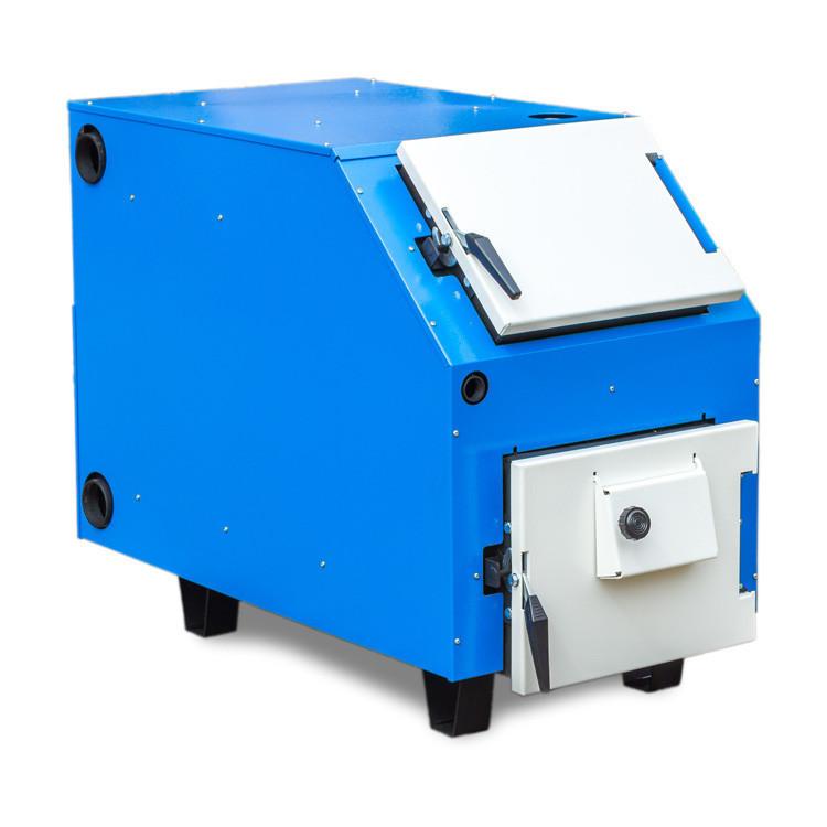 Буржуй Универсал УДГ-30 кВт - котел длительного горения для помещения до 300 м.кв.