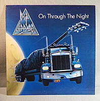 CD диск Def Leppard - On Through The Night