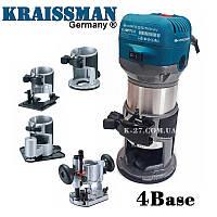 Фрезер-триммер «Kraissmann» 910 OFT 6-8 (4 базы)