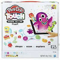 "Пластилин Play Doh  Touch Shape to life Studio Интерактивный набор ""Набор «Студия, создай мир """