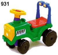 Каталка детская Трактор (931)