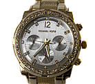 Женские часы Michael Kors с камнями (replica), фото 2