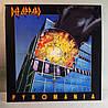 CD диск Def Leppard - Pyromania