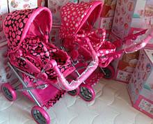 Дитячі коляски і ліжечка для ляльок.