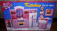 Меблі і будиночки для ляльок типу Барбі