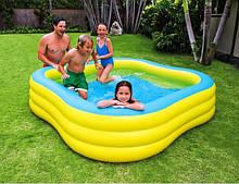 Дитячі надувні басейни