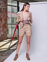 Женская кожаная куртка КОСУХА  р. от 42-50, фото 1